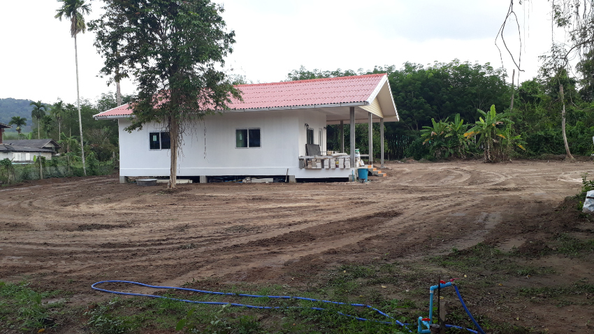 Land and House for Sale near Koh Samet