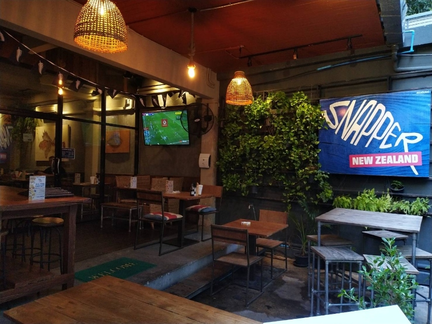 Snapper New Zealand Restaurant Business for Sell