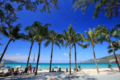 Beachfront Hotel for lease in Patong