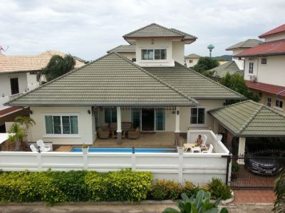 3 Bed Pool Villa situated in a quiet secured village