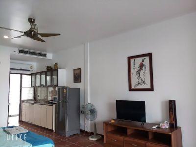 Condo 40m² at 5 th level #194FBI to rent at Baan Suan Lalana