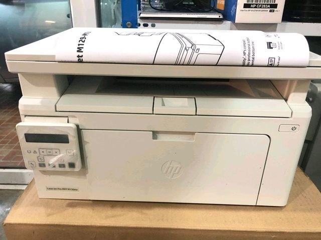 Multi-function laser printer HP LaserJet Pro MFP M130nw