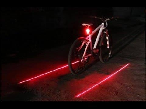 Laser fog light/3th break light for car or motorbike