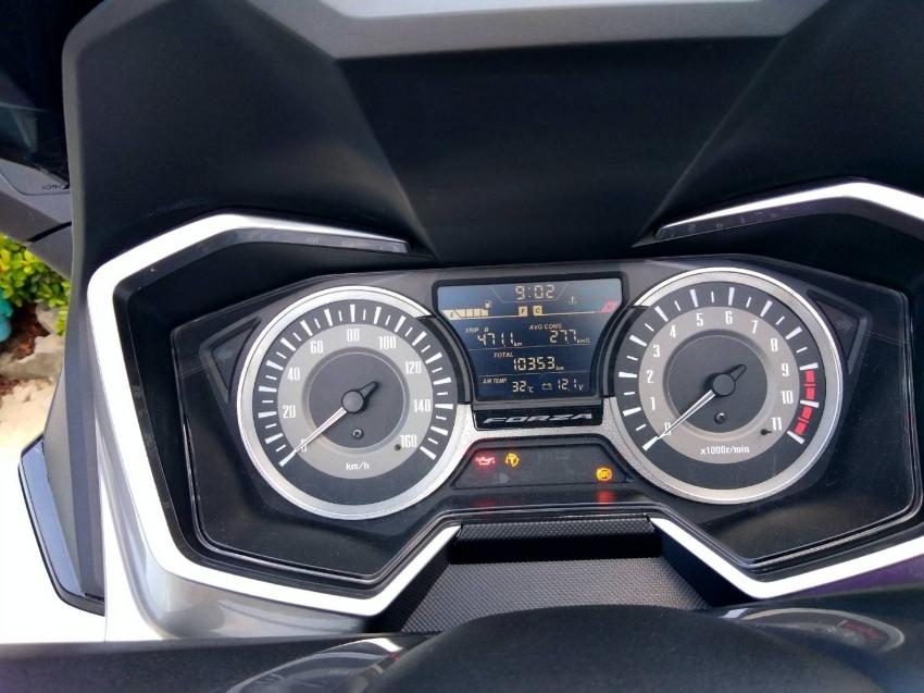 All New Honda Forza