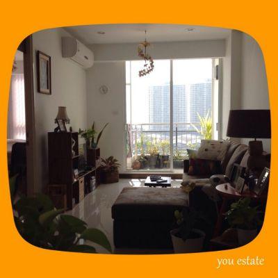 For sale Supalai Prima Riva, 59 sq.m 9 fl 1bed river view