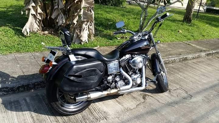 HD Dyna Low Rider 2002
