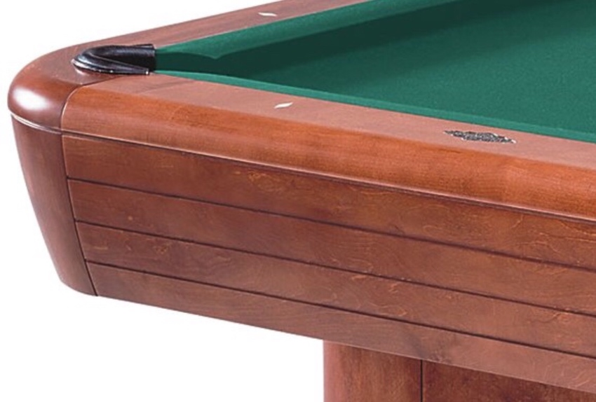 Brunswick Gibson 8ft. Limited Edition Pool Table (Re-Conditioned)