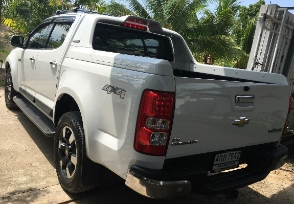 Chevrolet Colorado High Country 2.8 LTZ - Top Model in Top Condition