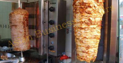 1205134 Great location Kebab Shop for Sale on Walking Street Pattaya