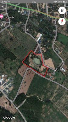 Land for sale 11 Rai