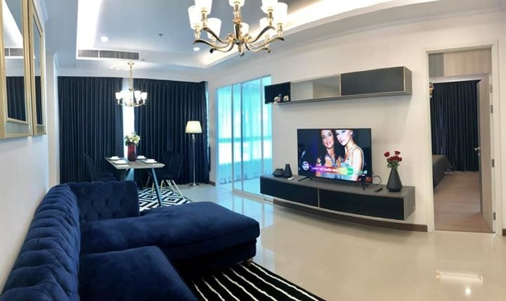 Rent Condo 1 bed at Supalai Elite Phay Thai  close to BTS Airport link