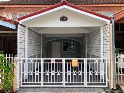 TOWNHOUSE FOR SALE IN KATHU (Goldenville 1) PHUKET