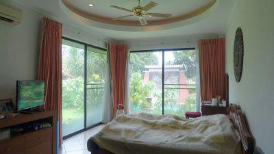 Botanical Garden on 7 Rai with 4 bedroom pool house in Huai Yai for Sa