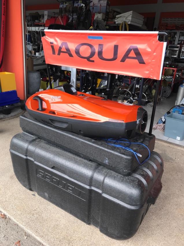 iaqua sea scooters