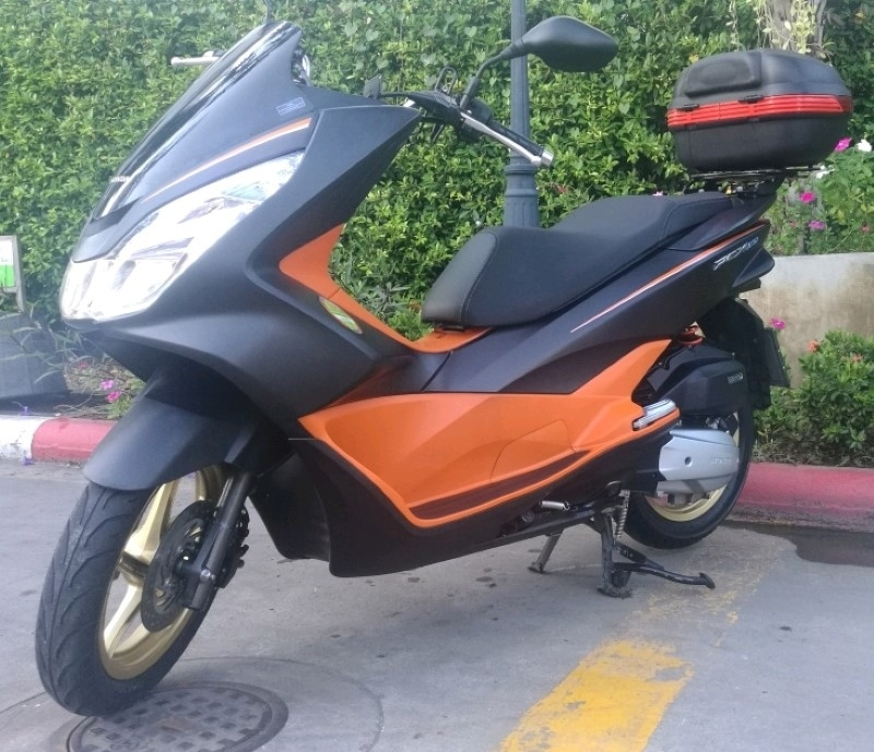 Honda PCX Limited edition Keyless ignition will suit new buyer