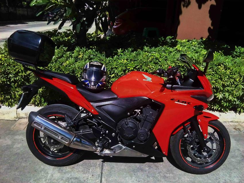 CBR500R Honda 2013