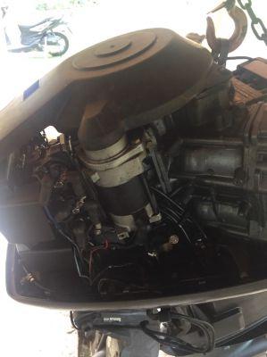 Yamaha v4 115 hp