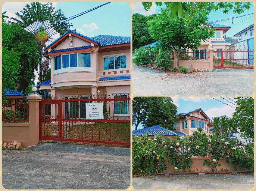 Mountain View House With 3 Bedrooms and 2 Toilets - in 84 Sq. Wah