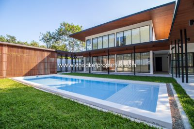 (HS219-04) Modern riverfront residence in prime location in San Pu Loe