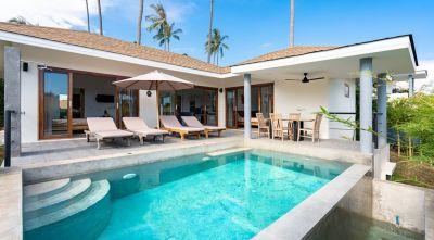 For sale new villa Koh Samui in Lamai with swiming pool