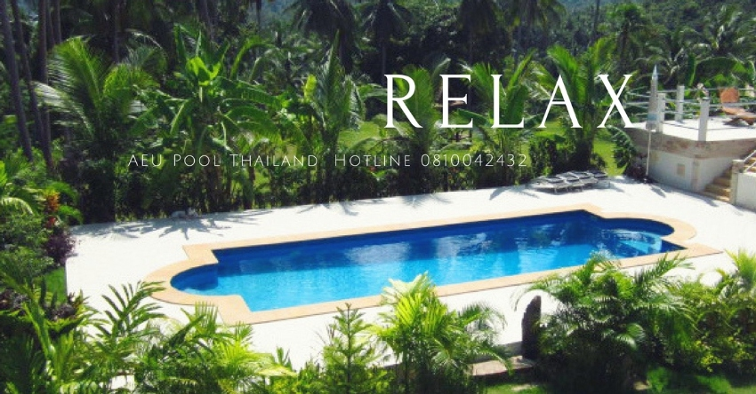 Swimming pool / Fiberglass pool installation to any place in Thailand