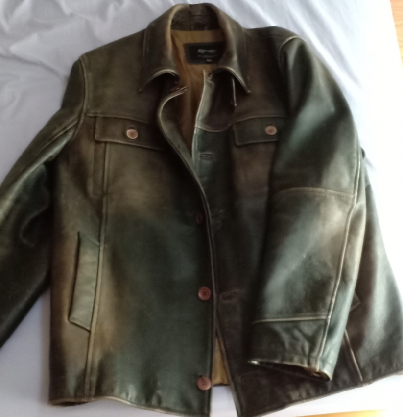 Beautiful Italian Leather Jacket