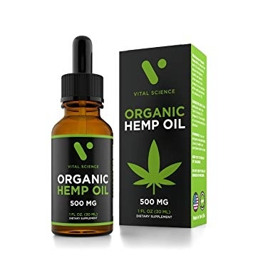 CBD Hemp Oil for medical and health purpose