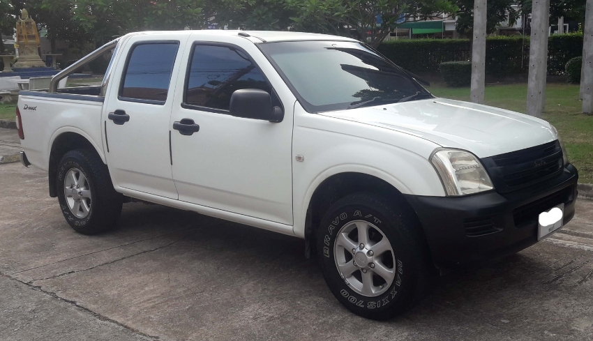 Isuzu Dmax truck for sale in Pattaya