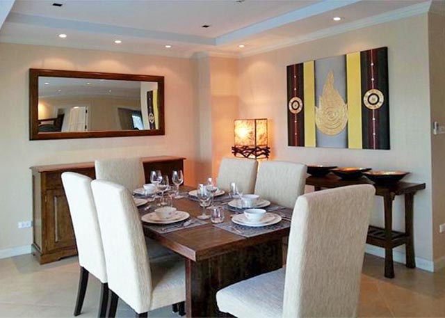 Jomtien 3 Bedroom Condo for Rent Or Sale