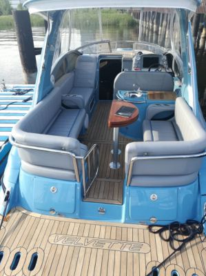 Motor Yacht for sale, imported, excellent condition.