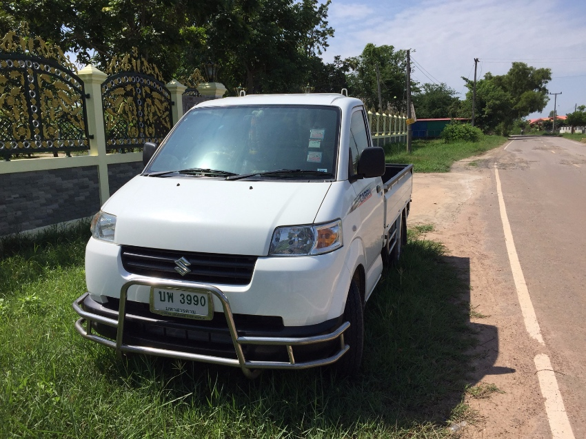 Low Mileage 2014 Suzuki Carry