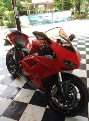 2010 Ducati 848 Corse Evo for sale.