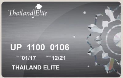 Original Thailand Elite Visa
