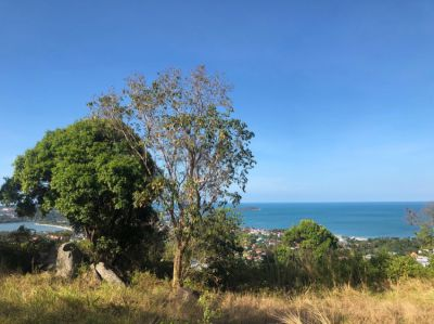 SEAVIEW LAND FOR 3-4 HIGH END VILLA