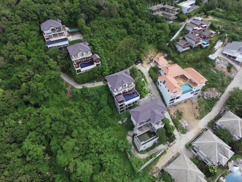 RARE THB5,750,000 per Rai SEAVIEW in BOPHUT