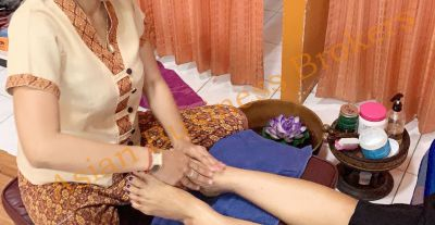 0126033 Quaint Massage Shop Located in Residential area of Lat Phrao