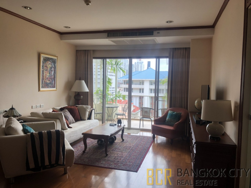 The Bangkok 43 Luxury Condo Spacious 2 Bedroom Unit for Rent - HOT