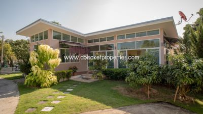 (HS213-03) House for sale with tenants.Detached fully furnished house