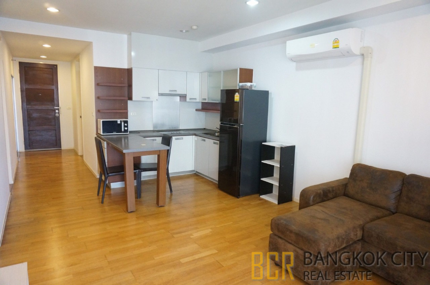 Amanta Ratchada Luxury Condo Spacious 2 Bedroom Unit for Rent - HOT