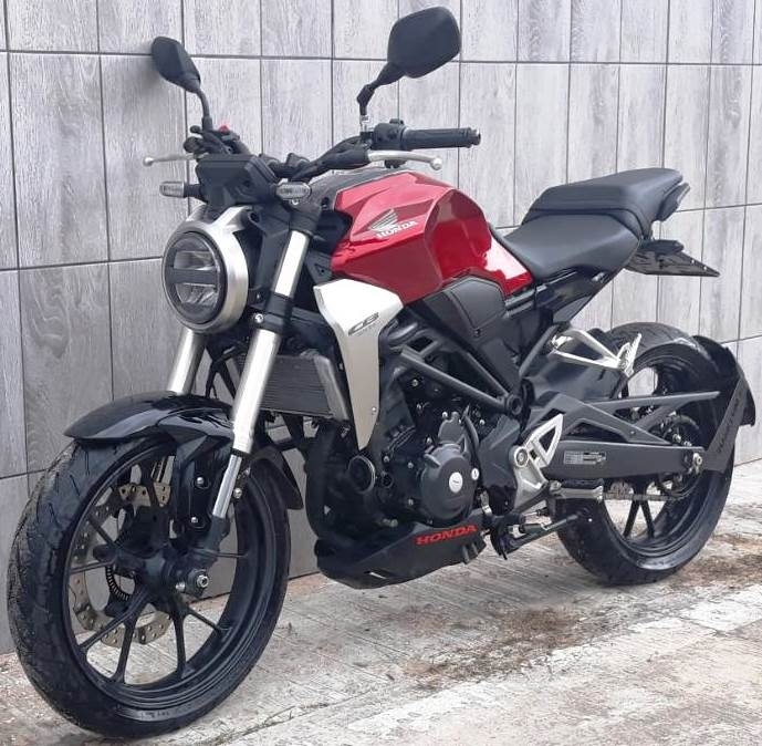 12/2018 Honda CB-300R 109.900 ฿ Finance by shop[