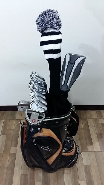 golf full set (srixon)