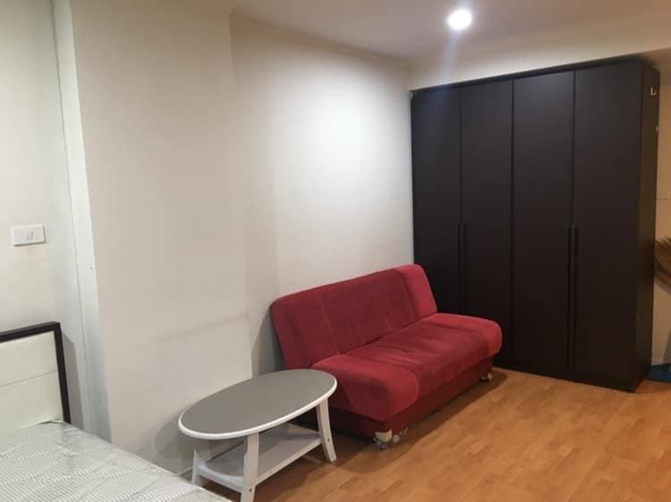 LPN Cultural Center studio 30sqm TowerA1 Floor7 MRT private washer