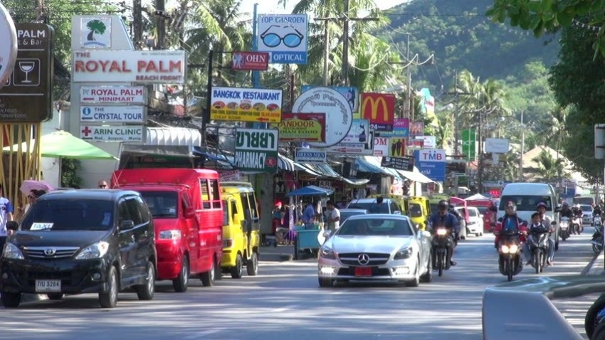 Commercial Space available for Restaurant Near Patong Beach