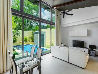 Private Pool Villa in Cherng Talay Phuket for sale
