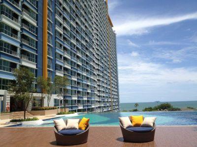 Condo sales 'Lumpini Park Beach Jomtien '(LPN PARK BEACH JOMTIEN)