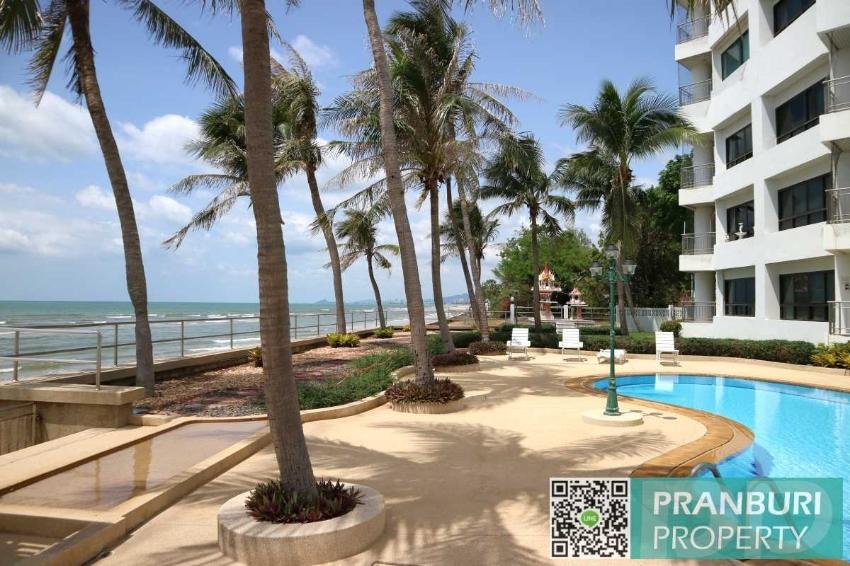 Bargain 2 bedroom fully furnished 70sqm sea view condo Hua Hin-Cha Am