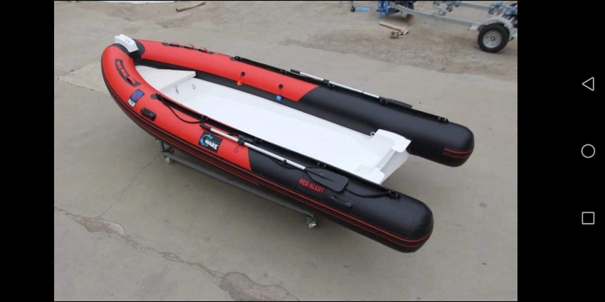 Brand new Dingy 480 for sale