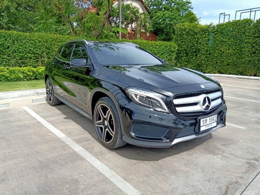 Benz GLA250 Import car