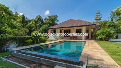 (HS244-04) Beautiful Single Storey Home for Sale with a Private Pool i