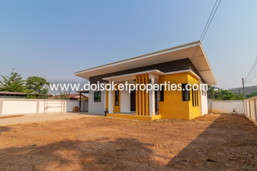 (HS235-02) Brand new, modern-style, fully furnished home for sale